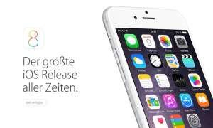 iOS 8 - Tipps für das Update