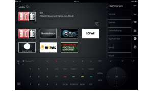 home entertainment, fernseher, tv