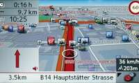 Testbericht Becker Traffic Assist Z 101