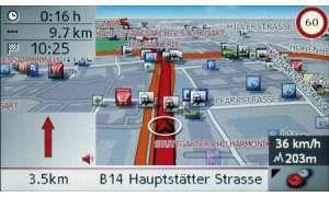 Testbericht Becker Traffic Assist Z 101