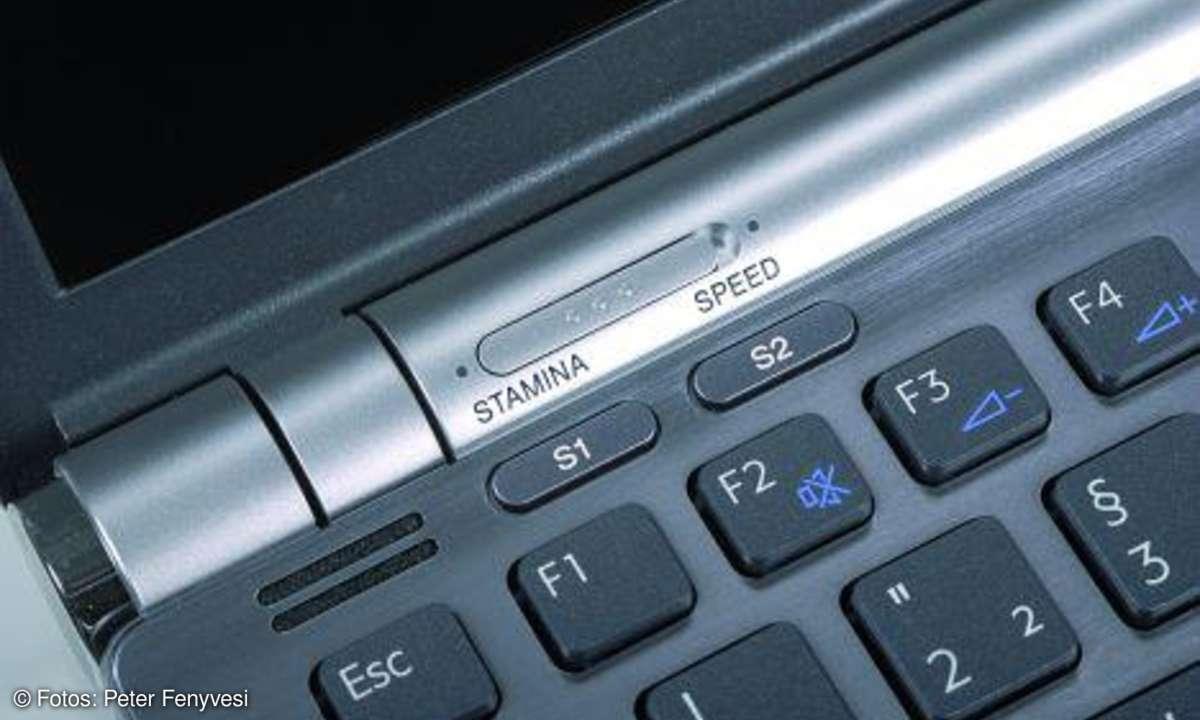 Testbericht Sony Vaio VGN-Z21MN