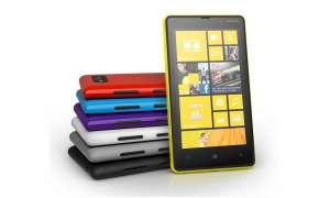 Nokia Lumia 820,