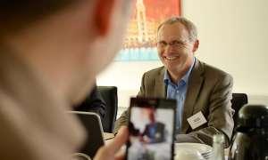 Dirk Waasen, Bereichsleiter Telekommunikation und Chefredakteur connect