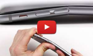 iPhone 6 Plus Bentgate Video