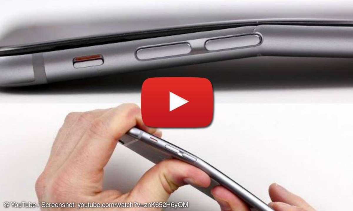 iPhone 6 Plus Bentgate Video