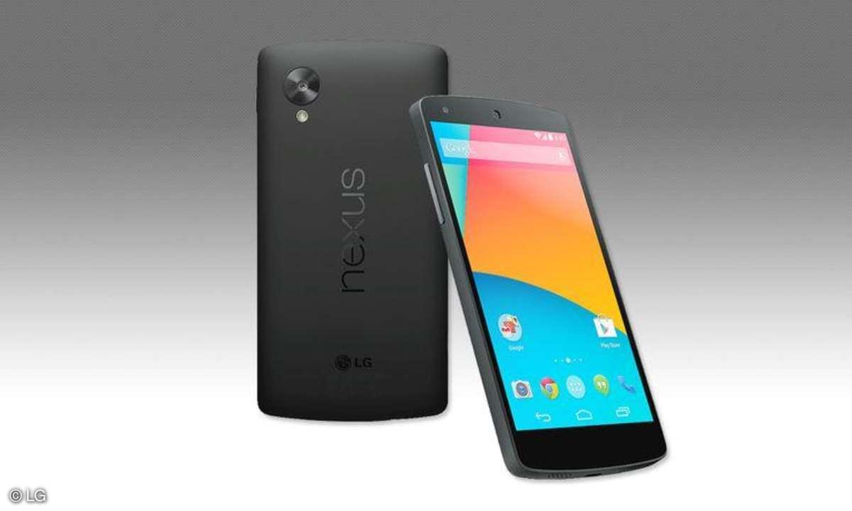 Nennt Google sein neues Smarphone Nexus X?