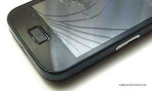 Kaputtes Smartphone