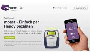 MPass, Bezahlen mit dem Handy