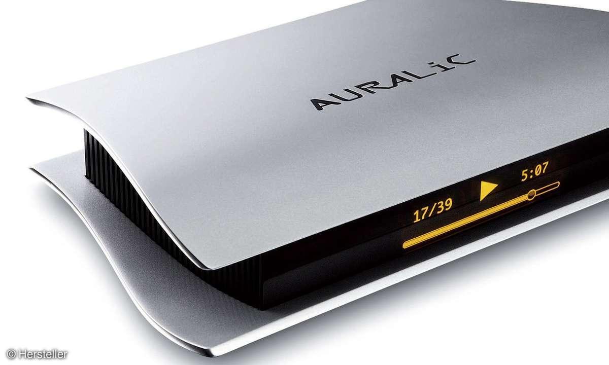 Auralic Aries (LE) im Test: Die Streaming-Bridge überzeugt mit einem sehr guten Klang.