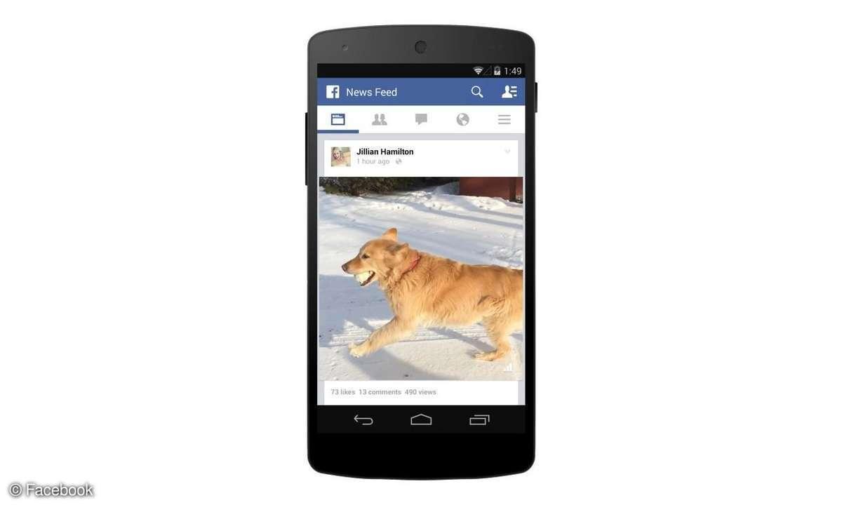 Facebook App - Video