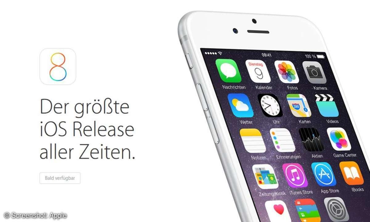 In der neuen iOS 8.1 Beta tauchen Hinweise zu Apple Pay auf.