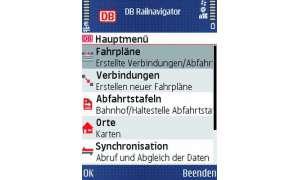 DB Railnavigator