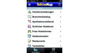 Yellow Map