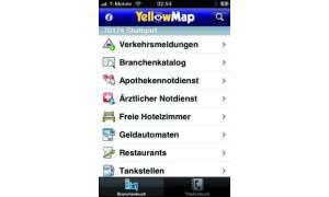 Yellow Map