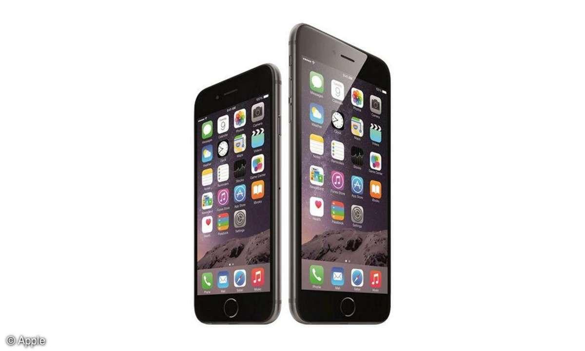 iPhone 6 Verkaufszahlen