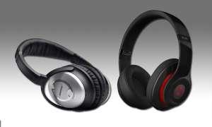 Bose verklagt Beats