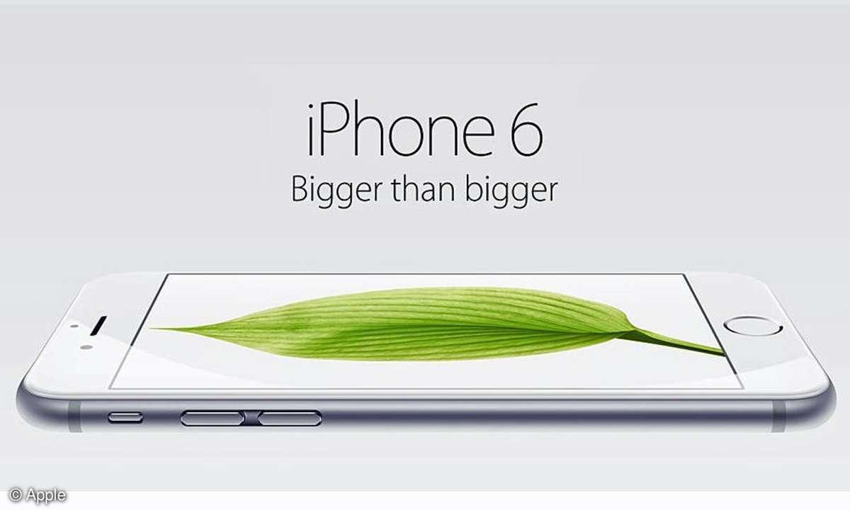 iPhone 6 Aufmacher