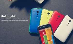Motorola Moto G, Zubehör