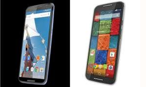 Motorola Nexus 6, Motorola Moto X