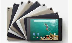 HTC Nexus 9: das Google-Tablet