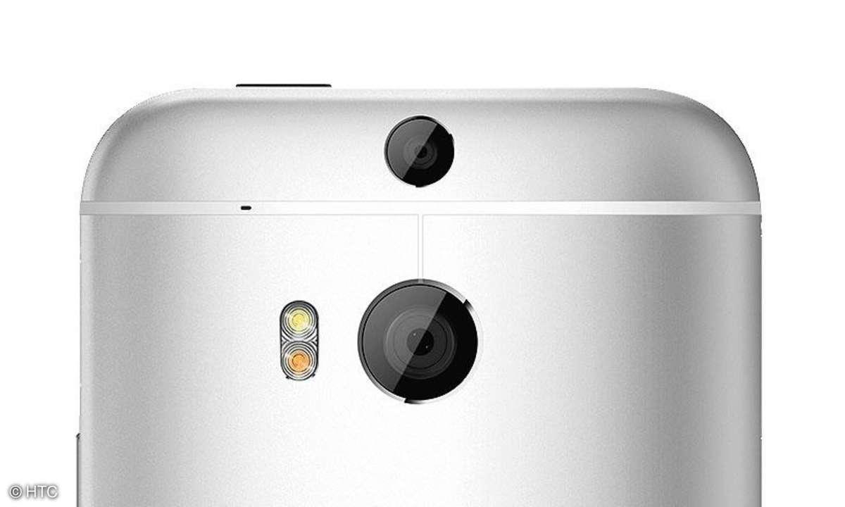 HTC ONE M8 Kamera im Test