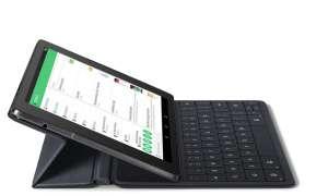 Nexus 9, Tastatur