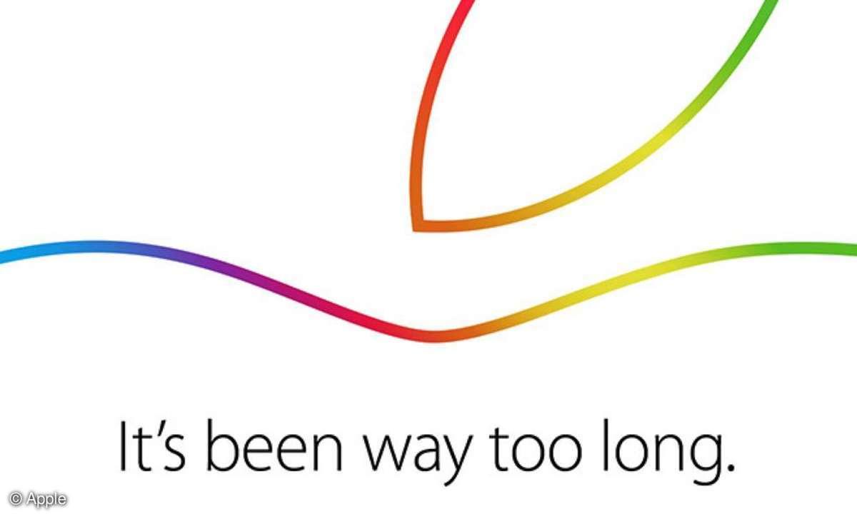 Apple, iPad Evnet