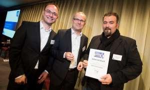 Damjan Stamcar, Dirk Waasen und Inan Koc