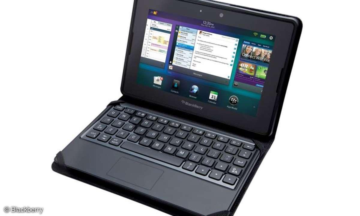 Blackberry Playbook Zubehör, Blackberry Playbook Keyboard