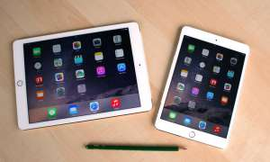 iPad air 2, mini 3