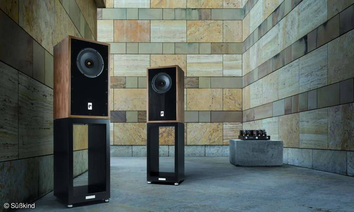 Puls, Breitband-Lautsprecherbox