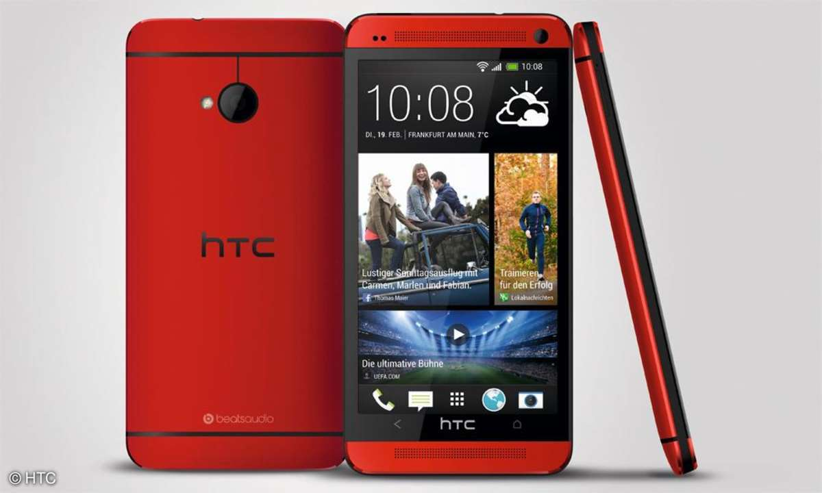 HTC One,rot