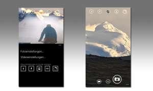 Foto- und Videoeinstellungen der Nokia Lumia 930