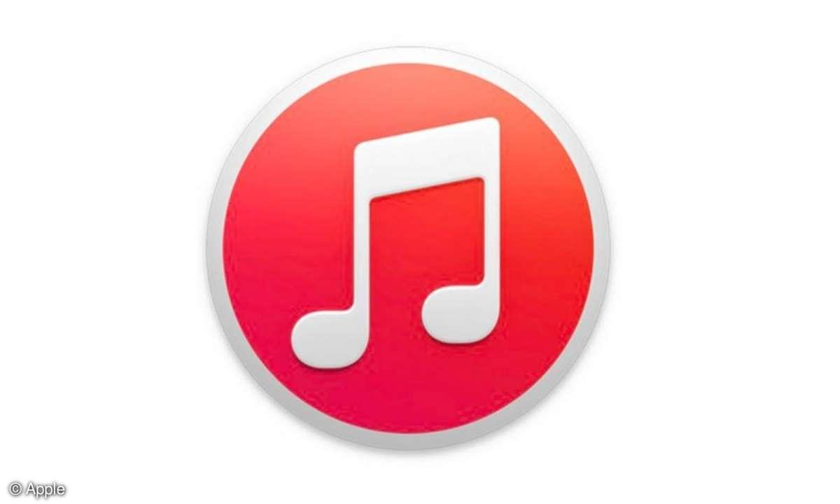 Apple iTunes: Logo