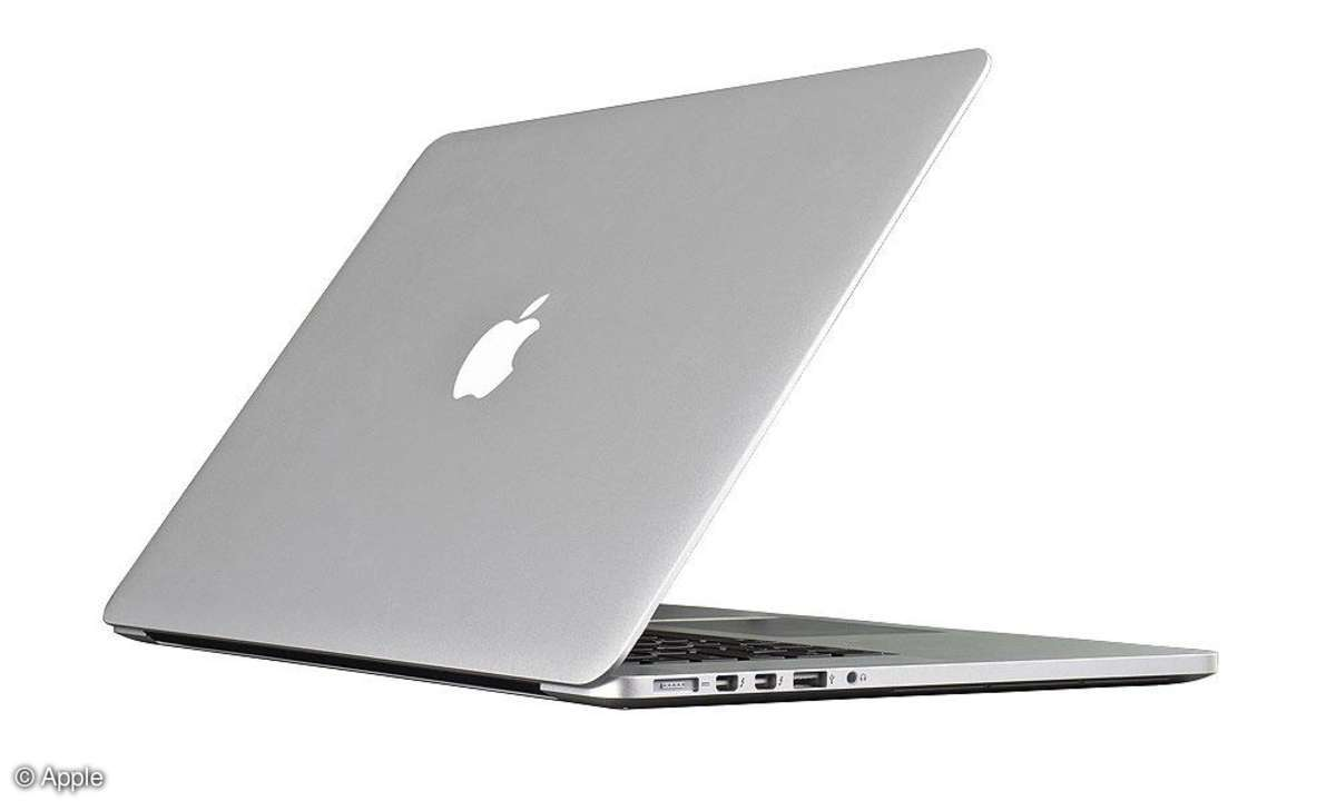 Das neue MacBook Pro mit Retina-Display