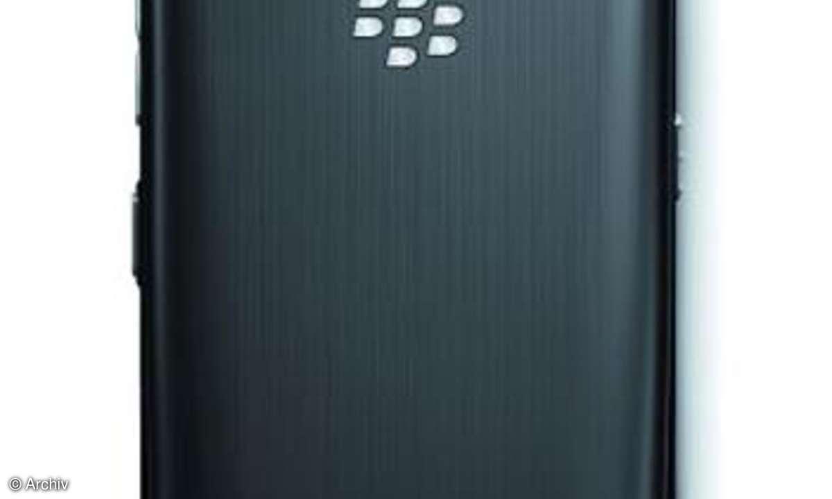 Testbericht Blackberry Curve 8900