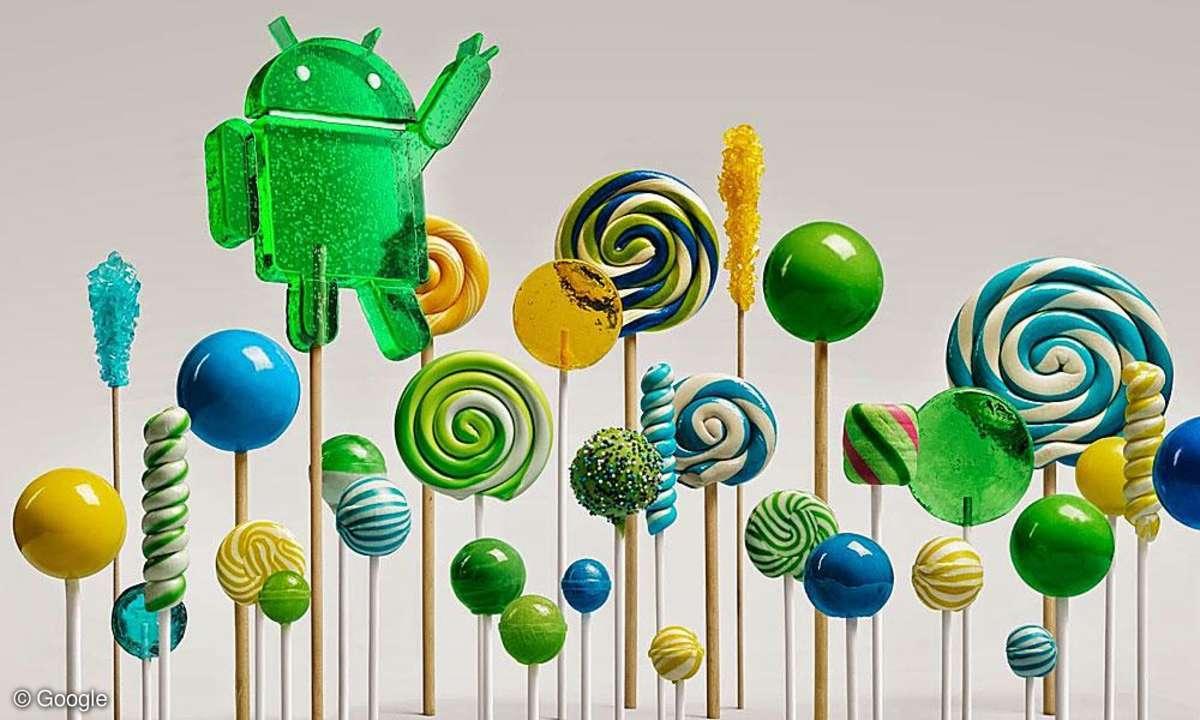 Android-Grafik