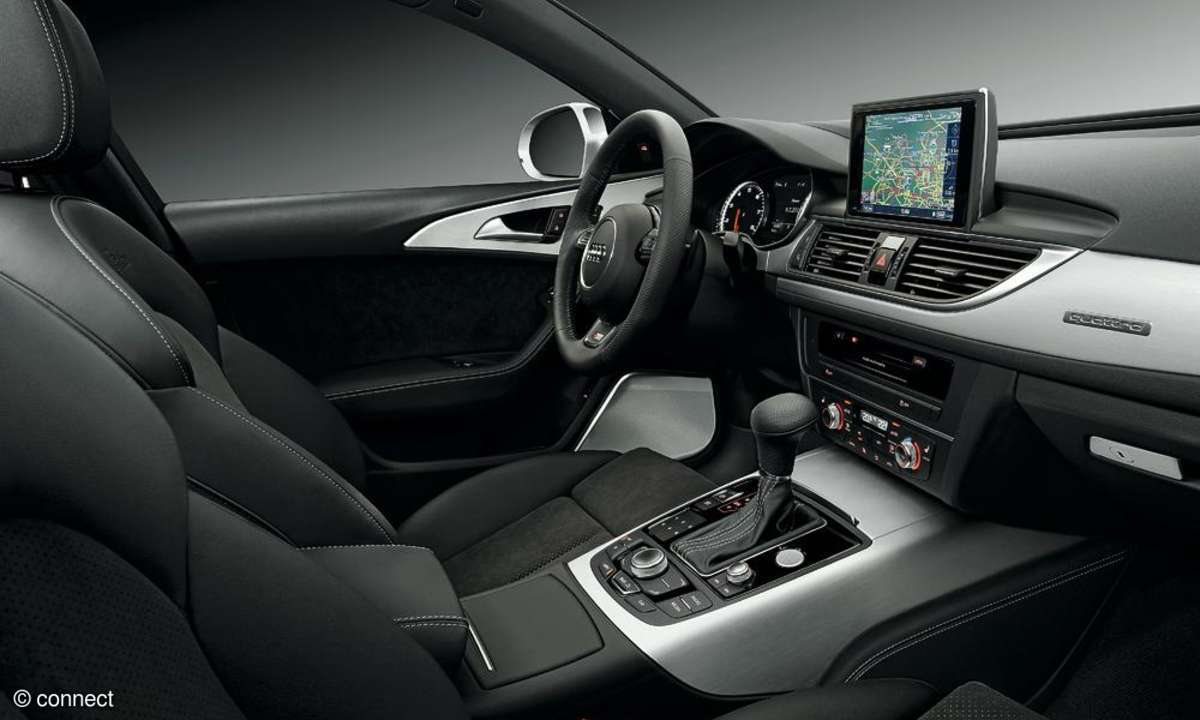 Audi Navigation Plus