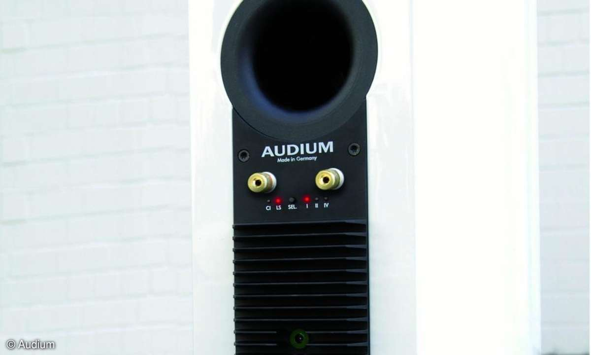 Audium Comp 8 Drive