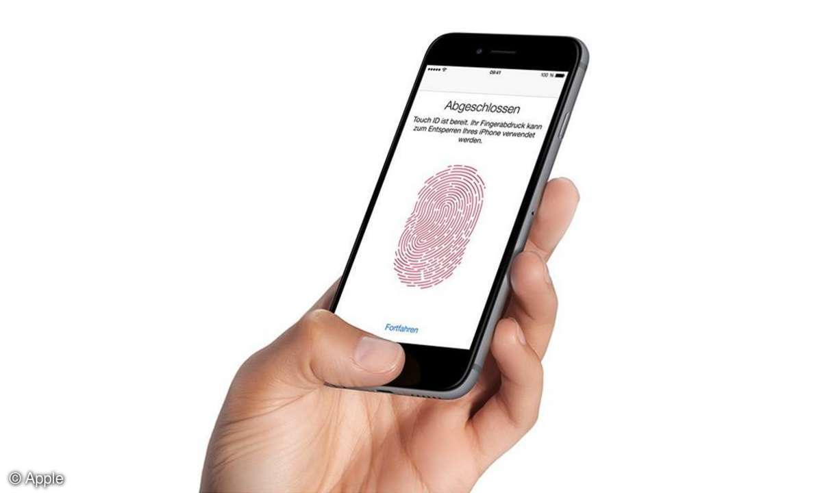 iPhone 6 Touch ID Funktion