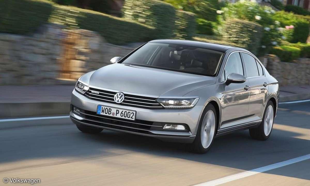 VW Passat Discover
