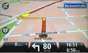 TomTom Start 60 M Europe Traffic Route