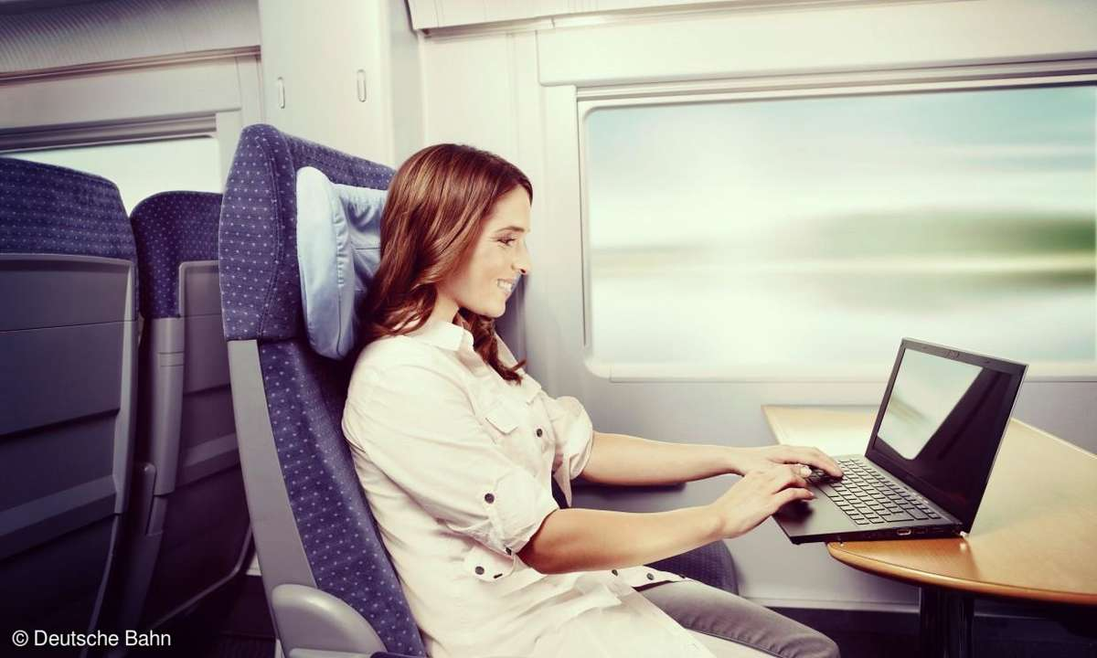 Mobilfunk in der Bahn