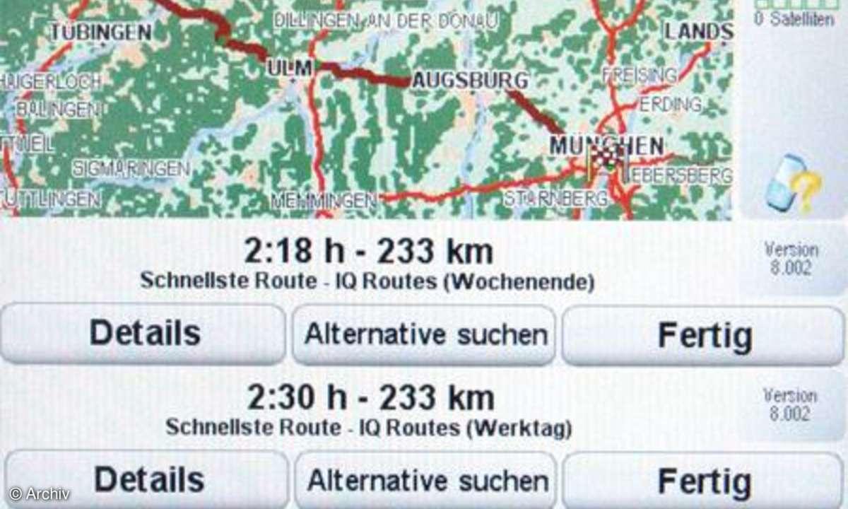 iQ-Routes