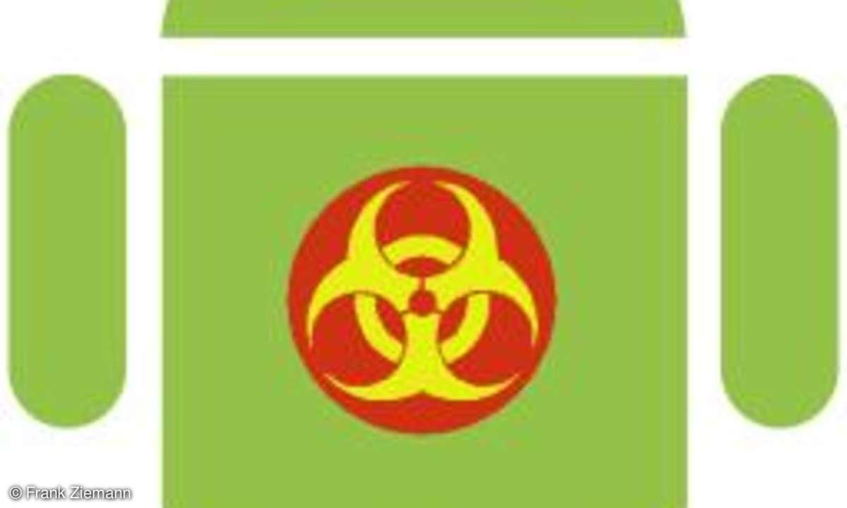 Android-Trojaner-Symbolbild