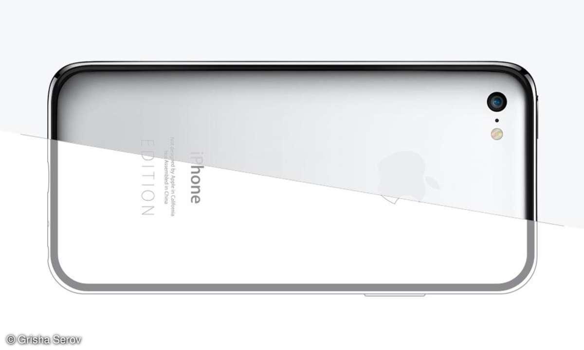 iPhone 6s Studie, iPhone Edition