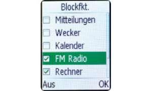 Doro Easy Phone 410gsm Blockfunktion