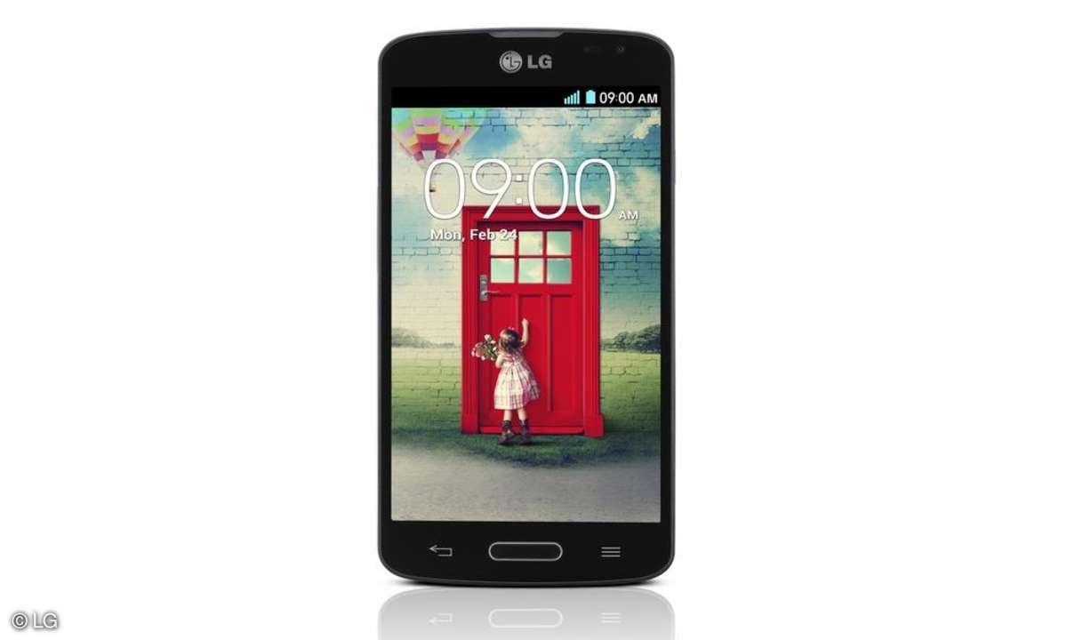 LG F70 mit 4,5 Zoll Display