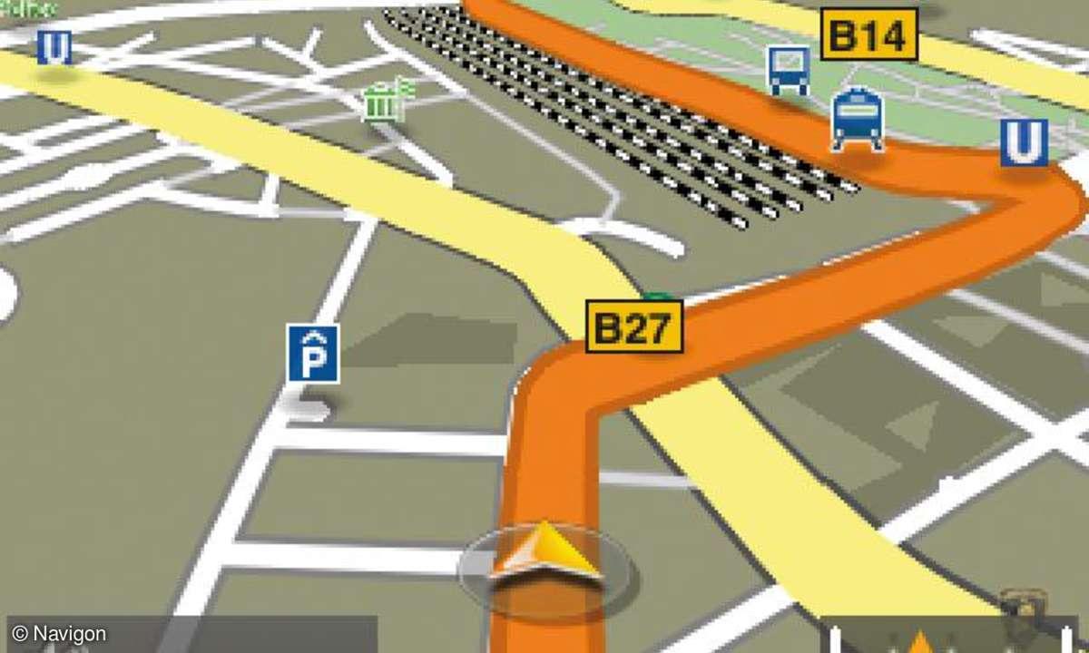 Navigon Mobile Navigtor