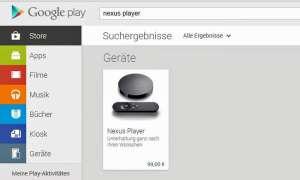 Nexus Player,